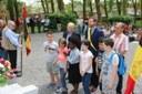 Les écoliers ansois aux cérémonies commémoratives
