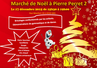Marché de Noël à Pierre Perret 2