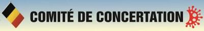 Comité de concertation du 23 avril 2021